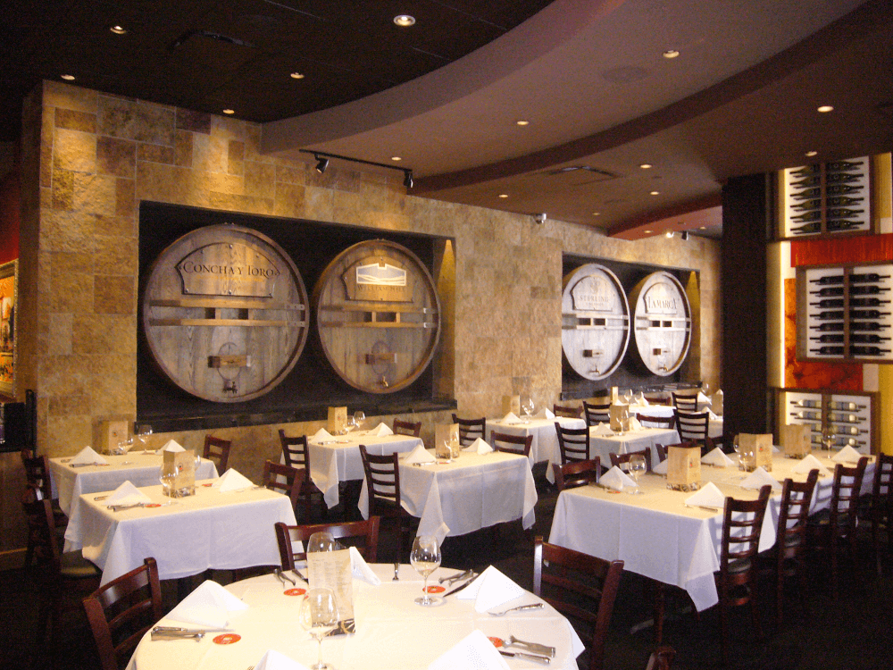 Cask Head Carvings Fogo De Chao San Diego by eWoodArt
