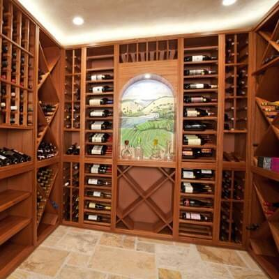 Joseph And Curtis Custom Wine Cellars