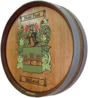 A2-McLeod-Coat-of-Arms-Barrel-Head-Carving
