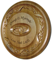 A3-DougMyrna-50year-Anniversary-Barrel-Head-Carving
