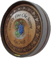 B6-CasaDiVino-CheScorre-Barrel-Head-Carving