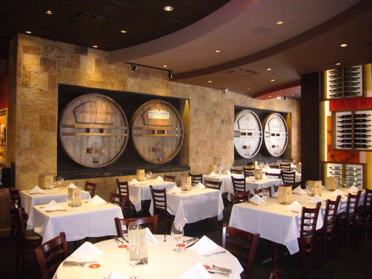 Restaurant Bar Wall Decor : Wine wall d?cor for your bar pub or restaurant