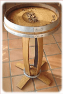 "bistro table stand 36"" high"
