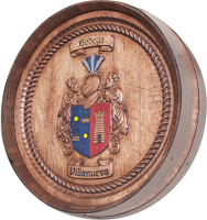 A0-Villanueva-Coat-of-Arms-Barrel-Carving