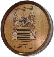 A1-Berry-Coat-of-Arms-Barrel-Head-Carving