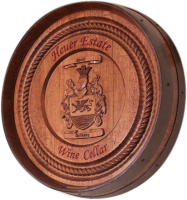 C5-Heuer-Coat-Of-Arms-Barrel-Carving