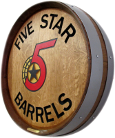 B2-Five-Star-Barrels-Barrel-Head-Carving