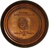 C2-Heritage-Wine-Cellars-Barrel-Head-Carving