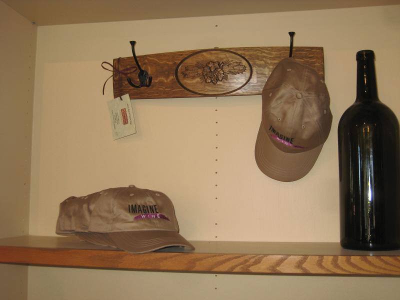 Wine Barrel Stave Wall Hooks Gallery