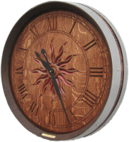 B6-Sunburst-Roman-Wine-Clock
