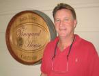 B2-Vineyard-House-Barrel-Head-Carving-Owner